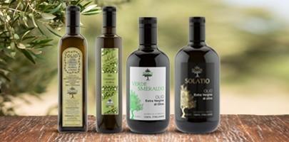 Olio Extravergine - Oleificio Sapigni