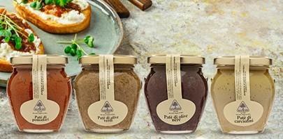 Creme pesto and sauces - Oleificio Sapigni